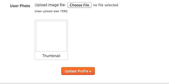 thumbnail user profile