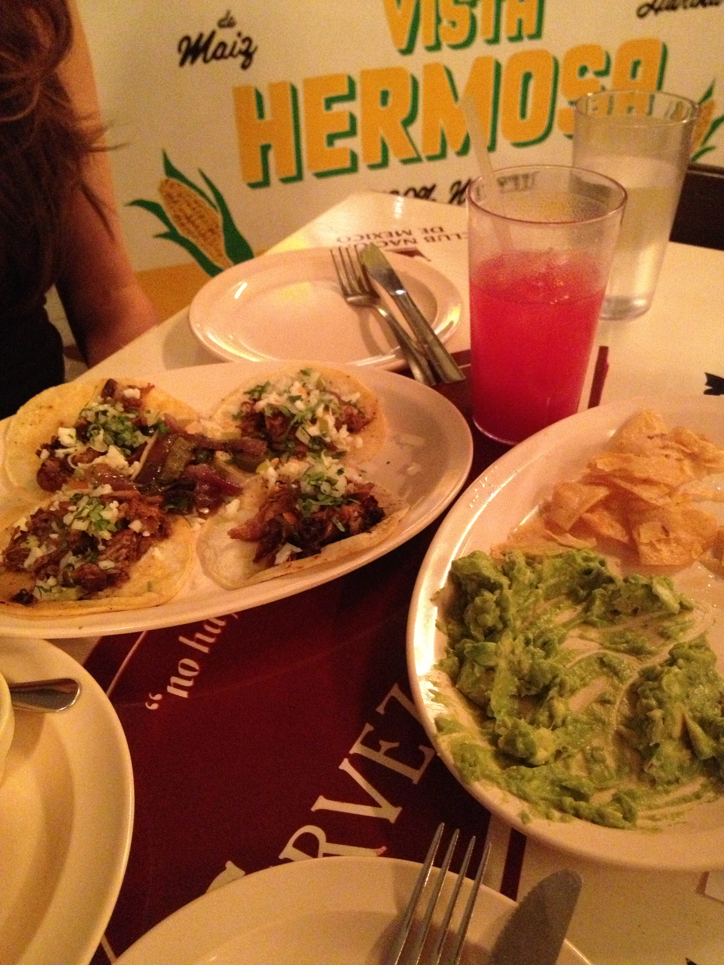 El Presidente NYC Review - Tacos & Guac