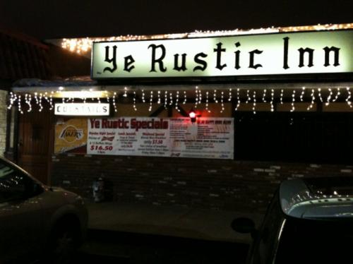 Ye rustic