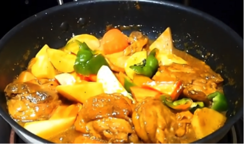 Filipino Chicken Curry Recipe - Step 3