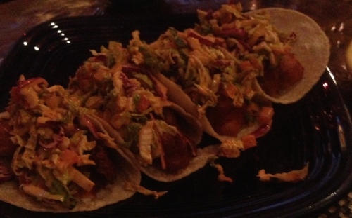 Best Mexican Restaurants NYC - Mercadito (Fish Tacos)