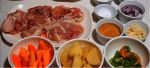 Chicken Curry - Ingredients