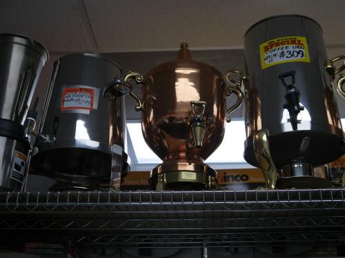Restaurant Equipment - Tea/Coffee Urns