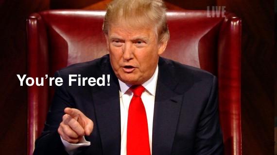 Trump Firing